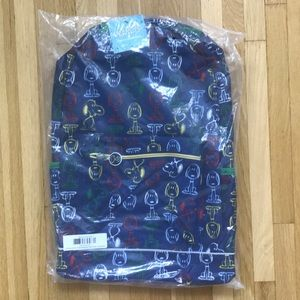 NWT Hanna Andersson backpack Snoopy